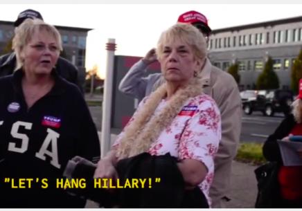 Howling at the Moon in Moon, PA: Media-Driven Satanic Panic Fuels Hillary Hatred at Trump Rally