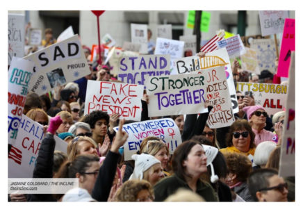 After the Marches, Keep on Walking the Walk to Defend Democracy