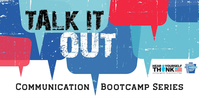 Talk It Out: Communication Bootcamp Series with ProgressPA